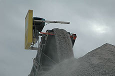 Martin Engineering helps limestone producer reduce costs, improve safety
