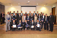 Egypt: first students graduate Professional Diploma for the Cement Industry