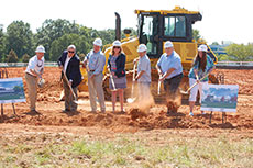 American Starlinger-Sahm, Inc. holds groundbreaking ceremony for North American headquarters