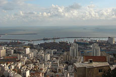 Algeria: cement import volumes grew 28% y/y in January – August 2014