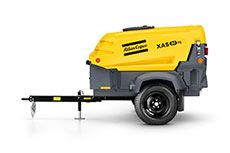Atlas Copco launches XAS 90 air compressor