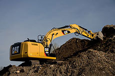 Integrated Cat technology now standard equipment for excavators