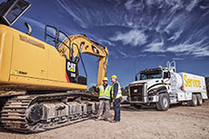 Cat® launches Equipment Management Solution