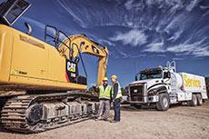 Cat® launches Equipment Management Solution