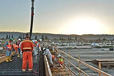 Cemex supplies tailor-made solutions for mass transit systems in California