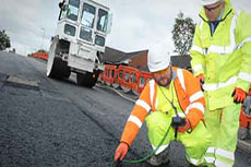 Hanson launches new energy reducing asphalt
