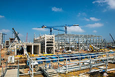 Cemex supplies concrete for Mexico's Etileno XXI plant