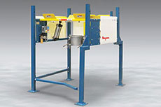 Flexicon launches BULK-OUT half-frame Bulk Bag Dischargers.
