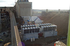 Heatcatcher Ltd completes 'waste heat to power' system for Steetley Dolomite