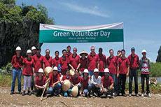 Holcim Vietnam volunteer engagement projects