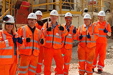 Hope Construction Materials recognised for impressive health and safety performance
