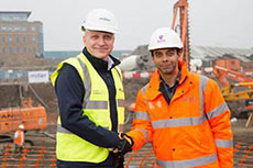 Hope Construction Materials enters into supply deal with Miller Construction