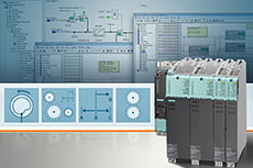 New software-based drive functions from Siemens