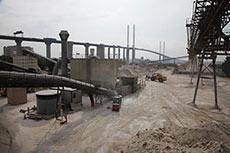 Fan upgrade for Hanson Cement's Purfleet plant