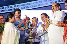 OCL India Ltd inaugurates Bengal cement plant