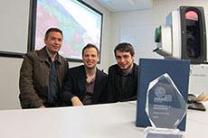 Maptek PerfectDig claim award