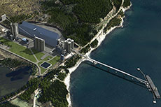 Financing completed for the Port-Daniel cement plant in Quebec