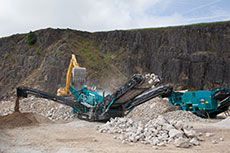 Powerscreen to showcase new products at Steinexpo