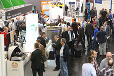 Preparations on track for POWTECH 2014