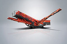 Sandvik Construction launches new QA441 Doublescreen