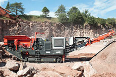 Sandvik Construction launches QI441 Prisec™ Impactor in China
