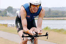 Aggregate Industries celebrates triathlon success