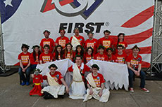 Dust Control Technology sponsors robotics team