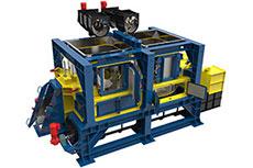 A TEC Rocket Mill® installation at RDF production plant in Austria