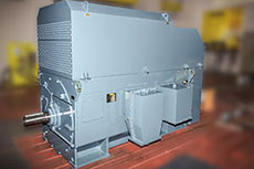Motor with unusual shaft diameter shipped to Cairo from Berlin