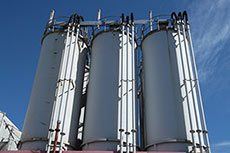 Hycontrol ensures essential silo safety for Sika