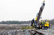 Atlas Copco launch SmartROC D60
