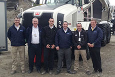 New trader of articulated and rigid Terex Trucks
