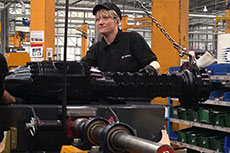 Terex reaffirms its commitment to encouraging women to take up engineering roles