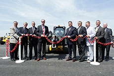 Volvo Construction Equipment inaugurates new customer centre
