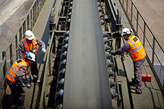 Conveyor inspections: reducing costs and enhancing safety