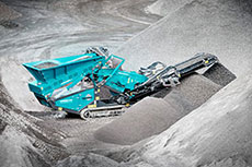 Powerscreen to launch newest mobile screen in Paris