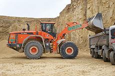 Wentvalley Quarry invests in Doosan equipment