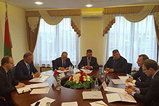 President of Eurocement visits Belarus