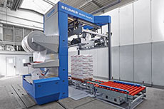 BEUMER stretch hood A receives strong feedback