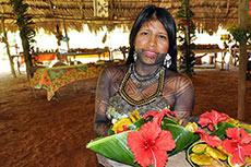 Cemex assists indigenous community