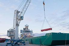 CJ Korea has ordered two Terex cranes