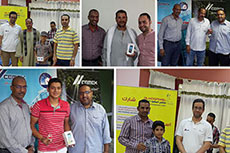 Cemex held three events for upper Egypt contractors