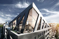 Cemex contributes to modern Berlin residence