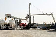 New Siwertell mobile unloader begins operating in Kuwait