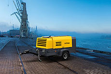 Atlas Copco adds PACE to portable compressors