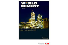 World Cement Front Cover Competition now closed!