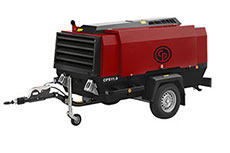 Chicago Pneumatic releases new versions of its portable compressors for the European market