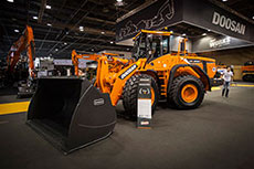 Doosan Construction Equipment showcases new products at Intermat