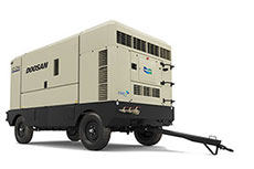 Doosan Portable Power launches new range of compressors