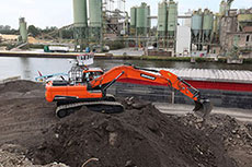 Doosan Construction Equipment announces new authorised dealer in Ireland